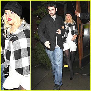 Christina Aguilera's Beautiful Birthday Bash