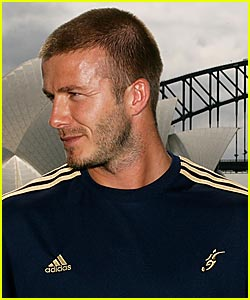 Ride the David Beckham Rollercoaster