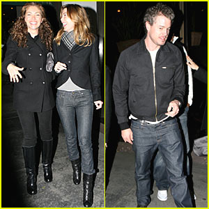Ellen Pompeo Double Dating With McSteamy