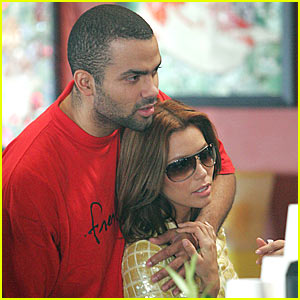 Eva Longoria and Tony Parker Dunk Rumors