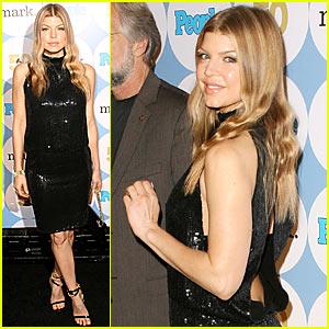 Fergie @ Grammys Kick-Off 2007
