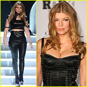 Fergie @ Movies Rock 2007