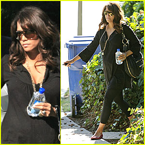 Halle Berry Heads to the Hills