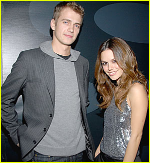 Hayden Christensen @ Video Game Awards 2007