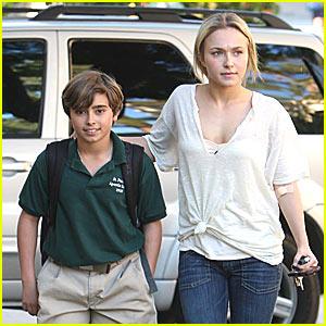 Hayden Panettiere is My Older Sister