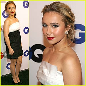 Hayden Panettiere @ GQ Men of the Year Awards