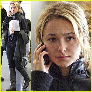 Calling Hayden Panettiere