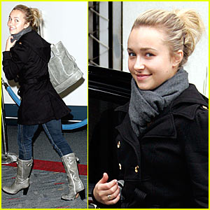 Hayden Panettiere Joins The Weather Channel