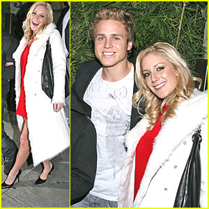 Hedi Montag and Spencer Pratt Stay Koi