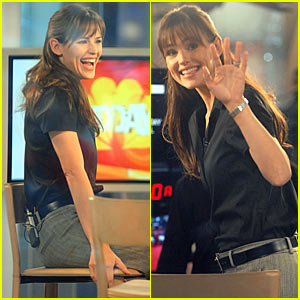 Jennifer Garner @ Today Show