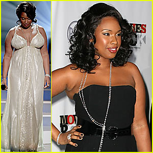 Jennifer Hudson @ Movies Rock 2007