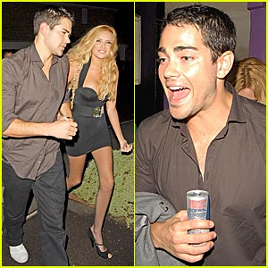 Jesse Metcalfe & Nadine Coyle: Still Going Strong