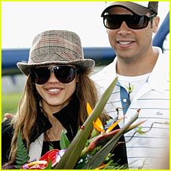 Jessica Alba is Engaged