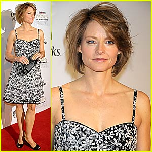Jodie Foster @ Women in Entertainment Breakfast