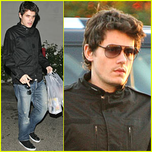 John Mayer Sweatin' To The Oldies