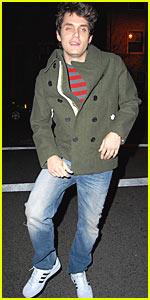 John Mayer Can't Dance