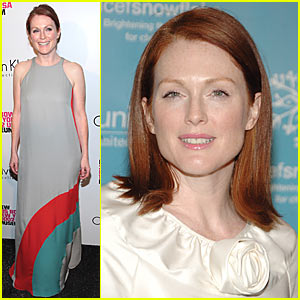 Julianne Moore @ The New Museum