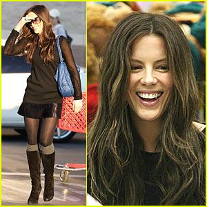 Kate Beckinsale is On Target