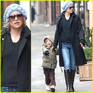 Kate Hudson Walks the Line