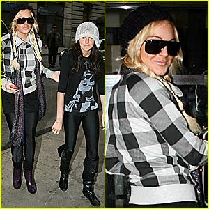 Lindsay & Ali are Spandex Sisters