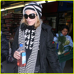 Madonna Sues Manhattan