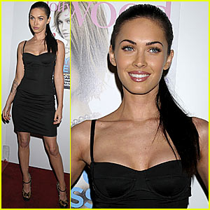 Megan Fox @ Breakthrough Awards 2007