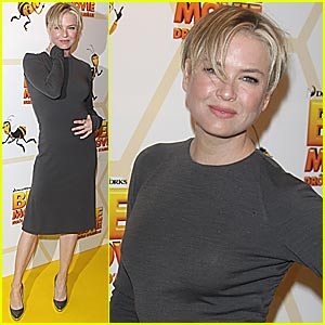 Renee Zellweger @ 'Bee Movie' Premiere