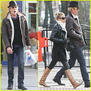 Rhys Ifans & Sienna Miller are Tesco Types