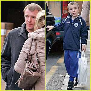Rocco Ritchie's Guys Lunch Out