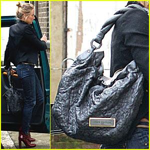 Sienna Miller Shops 'til She Drops