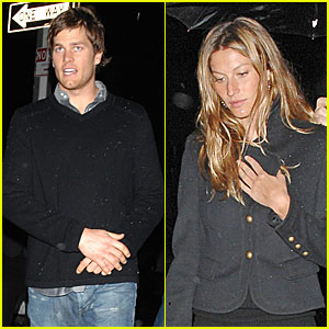 Tom & Gisele's Sweet Victory