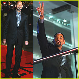Will Smith is the Fresh Prince of London