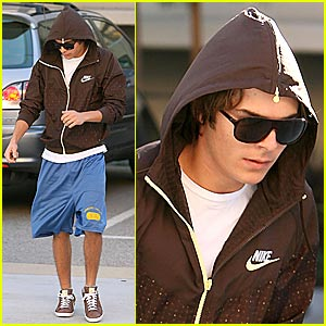 Zac Efron is an Undercover Brother