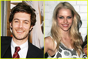 Adam Brody + Teresa Palmer = New Couple