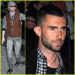 Adam Levine 2010
