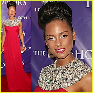 Alicia Keys @ BET Honors 2008