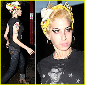 Amy Winehouse: Blond and Blonder