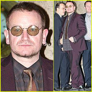 Bono for President of France