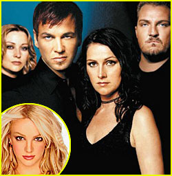 Britney Spears Covers Ace Of Base