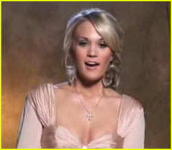 Carrie Underwood Launches YouTube Page