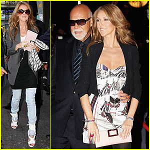 Celine Dion @ NRJ Music Awards 2008