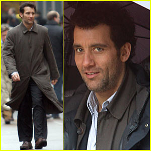Clive Owen is The International