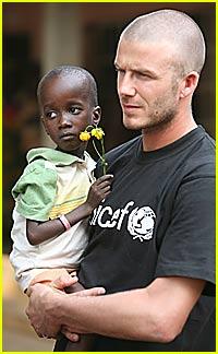 David Beckham Blogs About Sierra Leone