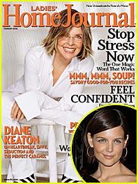 Diane Keaton: Katie Holmes is Seductive