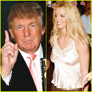 Britney Spears is Donald Trump's Next Apprentice