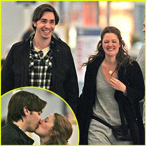 Drew Barrymore & Justin Long: Kiss, Kiss