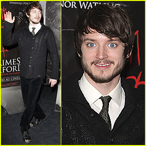 Elijah Wood @ 'The Oxford Murders' Premiere