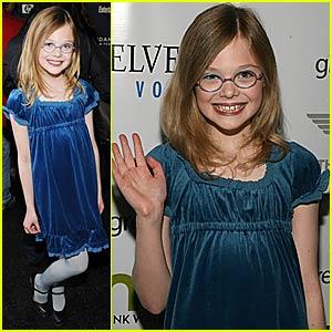 Elle Fanning @ 2008 Sundance Film Festival