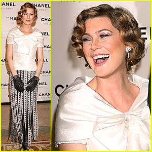 Ellen Pompeo's Night of Diamonds
