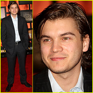 Emile Hirsch @ Critics' Choice Awards 2008